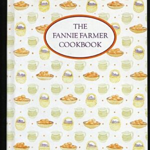 Fannie Farmer Cookbook, 1983