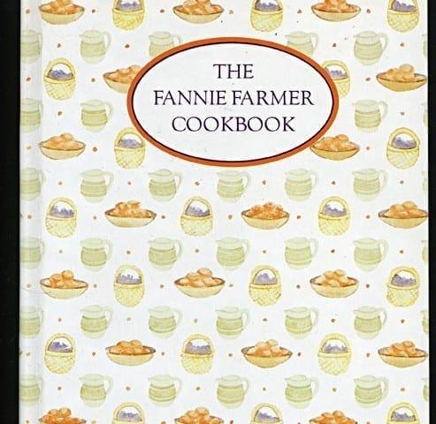 Fannie Farmer Cookbook, 1983