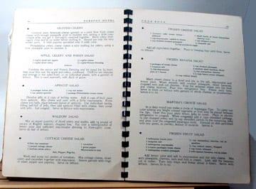 Purefoy Hotel Cook Book 1971