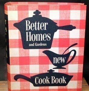 Better Homes and Gardens Cook Book