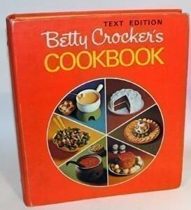 Betty Crocker's Cookbook, 1969