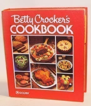 Betty Crocker's Cookbook, Binder Edition