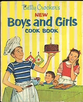 Betty Crocker's New Boys and Girls Cook Book