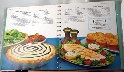 Betty Crocker's New Good and Easy Cookbook, 1962