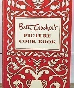 Betty Crocker's Picture Cook Book Hardback