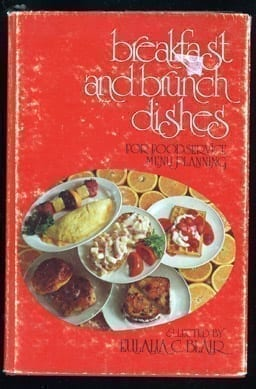 Breakfast Brunch Dishes Foodservice Menu