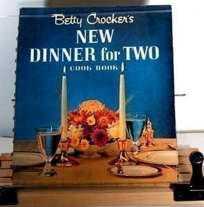 Betty Crocker's Dinner for Two, 1964