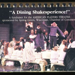 Dining Shakesperience