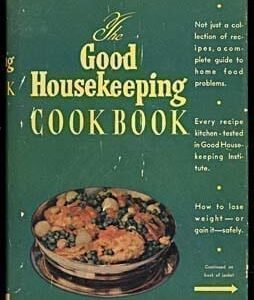 Good Housekeeping Cook Book 1942, 1944