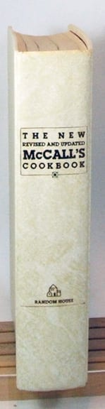 New Revised Updated McCall's Cookbook, 1984