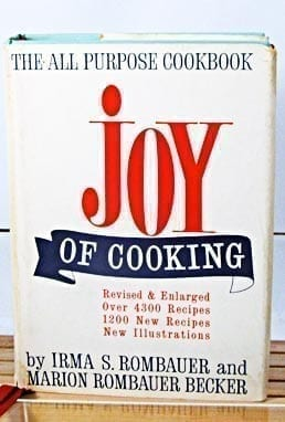 1964 Joy of Cooking