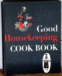 Good Housekeeping Cook Book, 1955