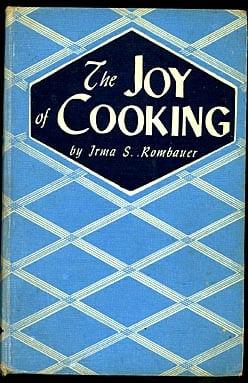 Joy of Cooking, Rombauer, 1946