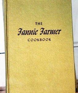Fannie Farmer Cookbook, Pristine 11th Edition