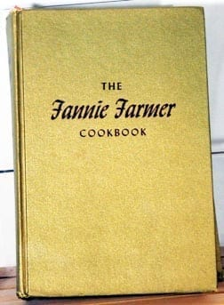 Fannie Farmer Cookbook, Pristine 11th Edition