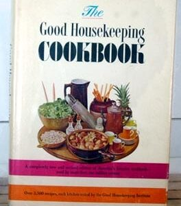 Good Housekeeping Cookbook, 1963, Marsh