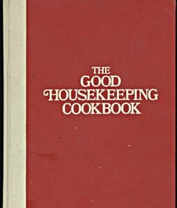 1973 Good Housekeeping Cookbook