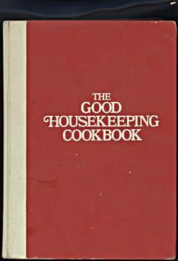 1973 Good Housekeeping Cookbook