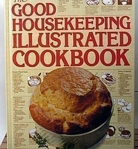 Good Housekeeping Illustrated Cookbook, 1980