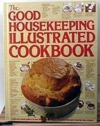 Good Housekeeping Illustrated Cookbook, 1980