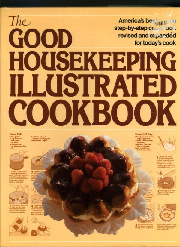 Good Housekeeping Illustrated Cookbook, Revised