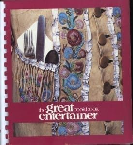 Great Entertainer Cookbook