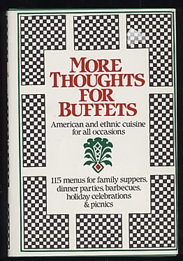 More Thoughts for Buffets
