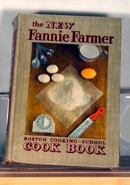 NEW Fannie Farmer Boston Cooking-School Cook Book