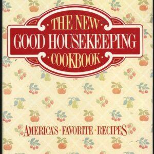 New Good Housekeeping Cookbook