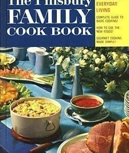 Pillsbury Family Cook Book 1963 Edition
