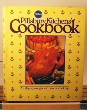 Pillsbury Kitchens' Cookbook, 1979