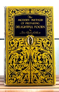 Modern Method Preparing Delightful Foods