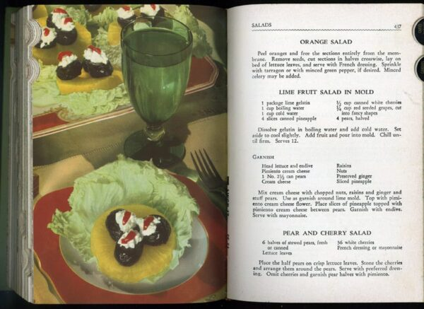 1972 American Woman's Cook Book