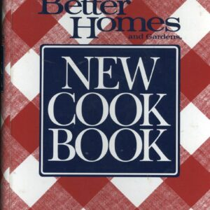 Better Homes Gardens New Cook Book