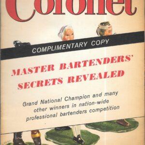 vintage liquor brochures