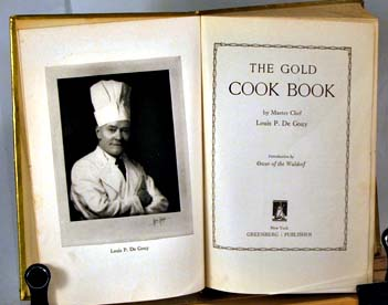 Gold Cook Book, 1948