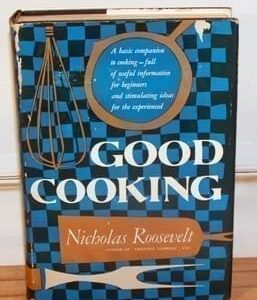 Good Cooking, First Edition