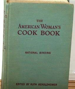 American Woman's Cook Book, National