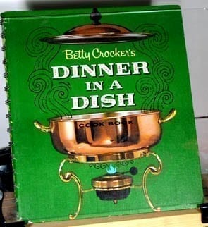 Dinner in a Dish from Betty Crocker