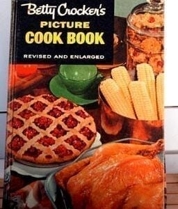 Betty Crocker's Picture Cook Book Revised