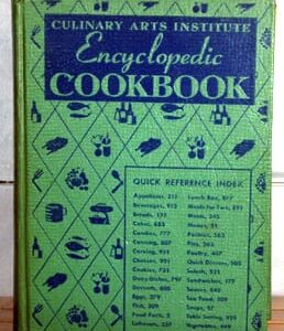 Culinary Arts Institute Encyclopedic Cookbook 1948