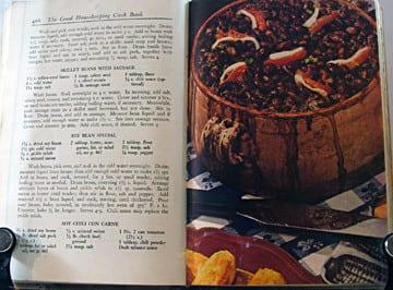 Good Housekeeping Cook Book, 1942, 1944