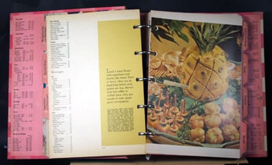 Better Homes Gardens New Cook Book 1953
