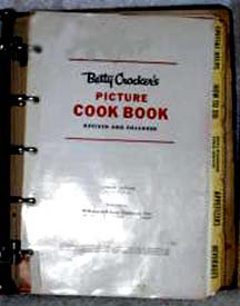 Betty Crocker's Picture Cook Book, Revised
