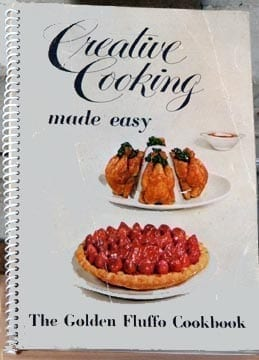 Golden Fluffo Cookbook