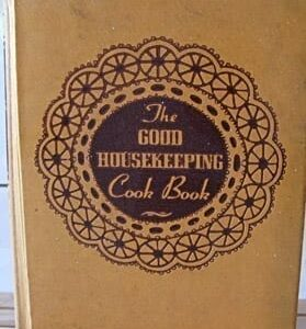 Good Housekeeping Cook Book, 1942, 1944