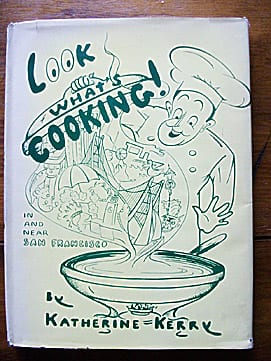 Look What's Cooking San Francisco, 1953