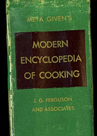 Meta Given's Modern Encyclopedia Cooking