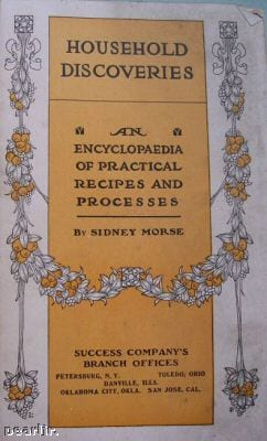 Mrs. Curtis's Cook Book, 1909