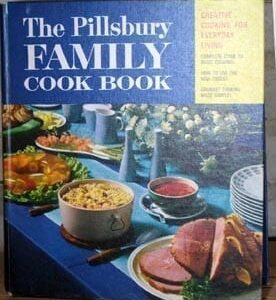 Pillsbury Family Cook Book